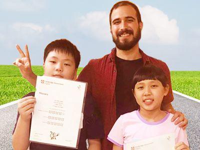 群筑英日語│劍橋兒童英檢-Starters實力養成班 兒童美語補習班
